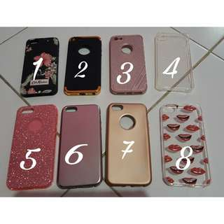 Softcase iphone 5s