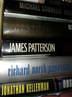 James Patterson et al Books