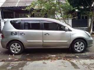 Nissan Livina XR 2008 Kaki Senyap TV3