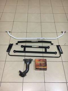 Part Ex-Honda Freed GB3 (1 SET)