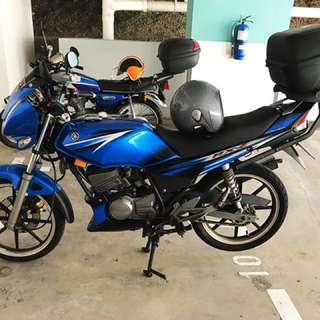 Great condition Yamaha rxz for sale trade
