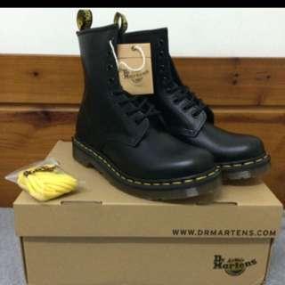 Mr.martens 1460 馬丁鞋 黑色 八孔
