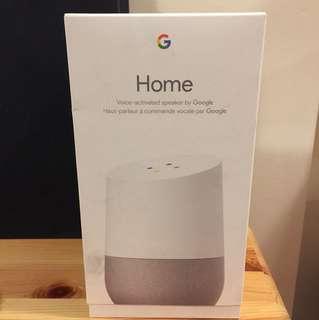 BNIB Google Home