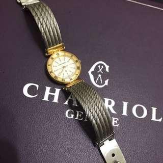 夏利豪 真品錶