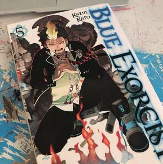 Blue Exorcist 5