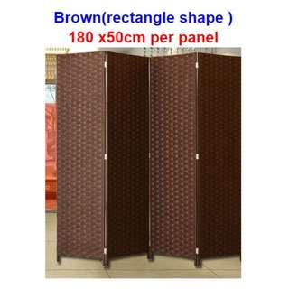 Room Divider / Partition - double cover