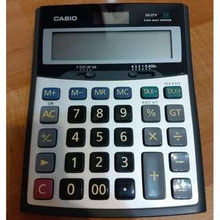 Casio DS-2TV Calculator