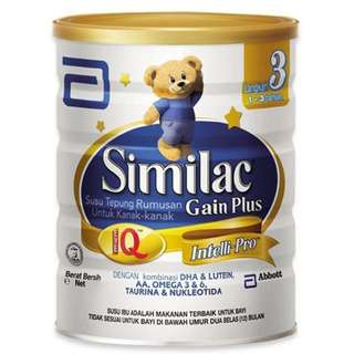 Similac Step 3 - 1.8kg (tin)