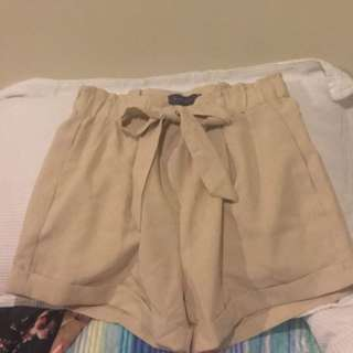 Mirrou high waisted shorts