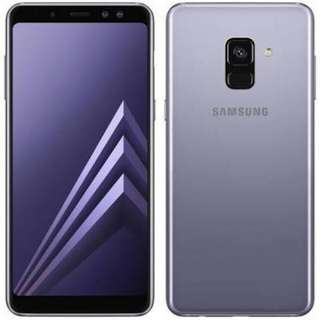 Samsung Galaxy A8 Plus Silver