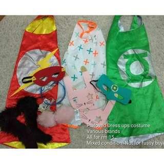 dress ups in bundles
