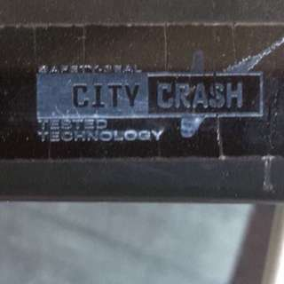 City Crash Car Rack for Bicycles