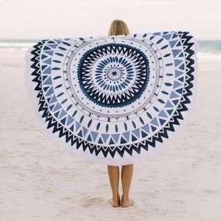 Beach Mat Round