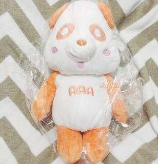 🧡(全新)AAA。え〜パンダ。西島隆弘 Nissy。橙色A~panda大公仔。