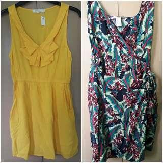 F21 Summer Dress Duo Small