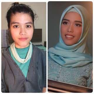 Jasa make up artis!