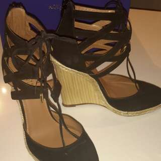 Aquazzura Belgravia wedges