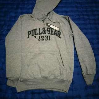 Sweater hoodie jaket