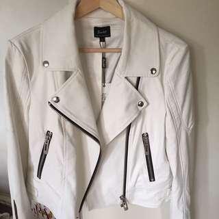Bardot biker jacket