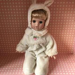 #新春八折 古董陶瓷娃娃