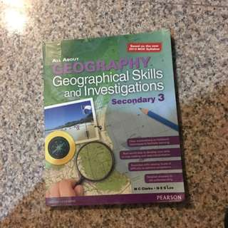 all about geography geographical skills and investigation Sec3