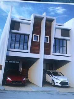 3 Units  Two Storey Modern Zen  House