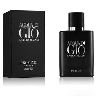Giorgio Armani Acqua Di Gio Profumo [75ml & 125ml]