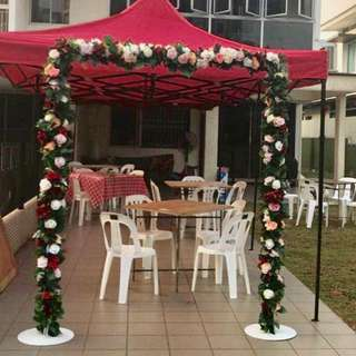 Wedding arch / Square arch rental
