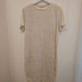 Midi Dress Broken White