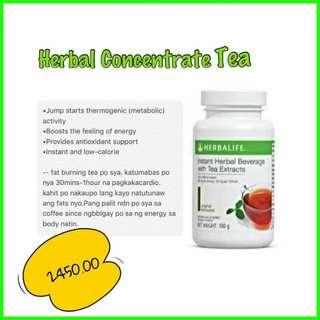 Herbalife concentrix Tea