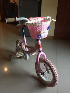 Bike for toddlers 3-5yrs old