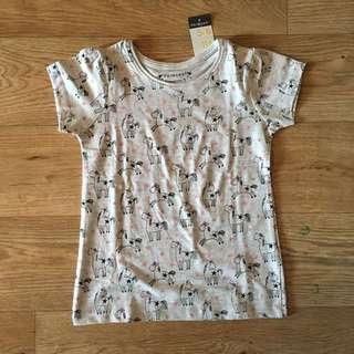 [preorder] primark girls tshirt (1.5-8yrs)
