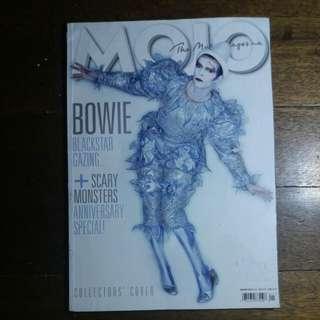 David Bowie | Mojo Magazine