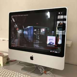 Preloved Apple iMac (20-inch, Mid 2007)