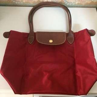 Longchamp Le Pliage Tote Bag Medium Handle