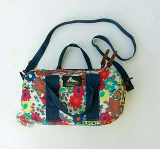 Gregory Pony Sling Bag Wild Floral Design