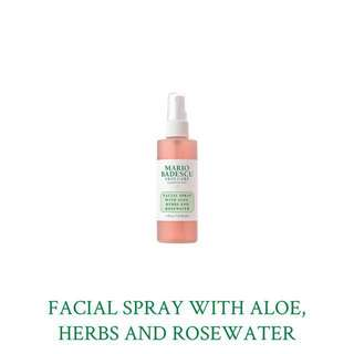 10%OFF - Mario Badescu Rose Spray