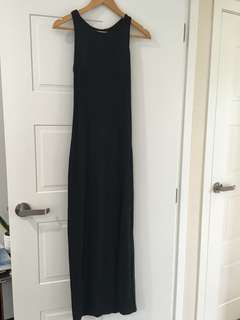 NEW Black Maxi Dress