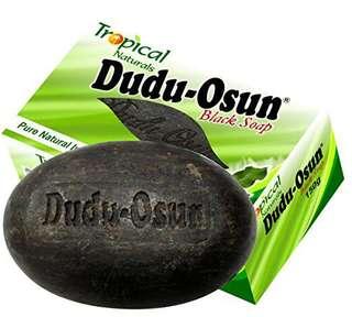 Dudu osun (african black soap)
