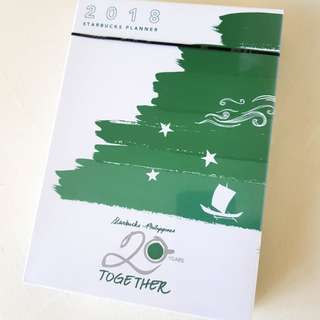 Starbucks Planner (sealed)