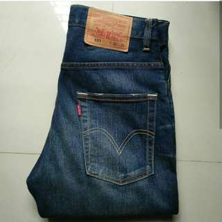 Levi Strauss 551 Original made in Indonesia