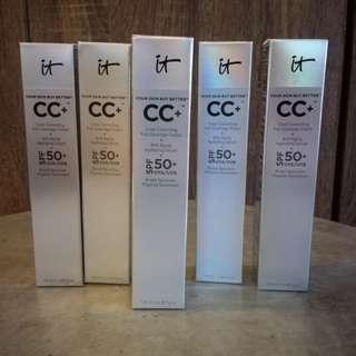 It Cosmetics CC Cream