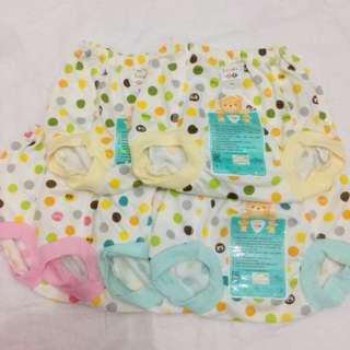 LIBBY baby's underwear #ImlekHoki