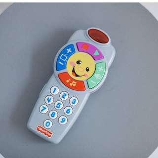 Fisher Price TV Remote #imlekhoki