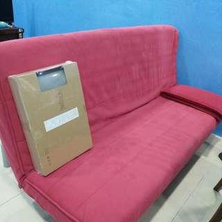 3 Seater Sofa Bed & Mattress