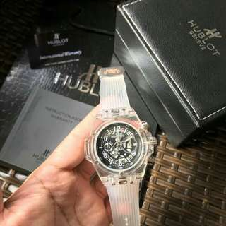 HUBLOT UNICO WHITE
