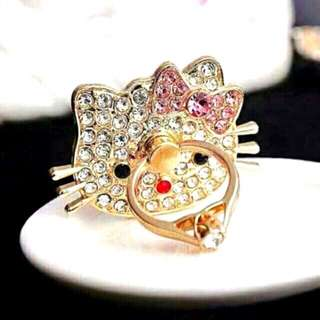 Hello Kitty Phonr Ring