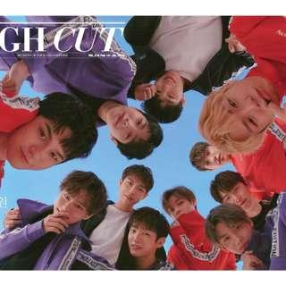 High Cut Vol. 216 (Feat. Wanna One) Ver A / B
