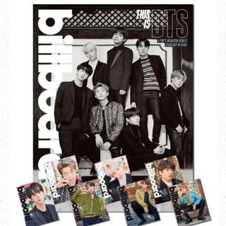 Billboard BTS Limited Edition Box Set