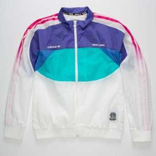 Adidas x Trap Lord Windbreaker